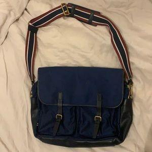 Never used J Crew men's messenger bag